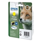 Epson T1284 Original blækpatron YELLOW 3,5ml. ca. 270 sider v/5%