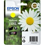 epson 18xl gul, yellow, y