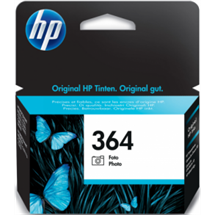 HP364 PBK Photo black, Foto sort
