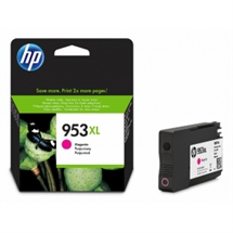 HP 953XL magenta blækpatron 20ml original HP F6U17AE#BGX HP - Hewlett Packard