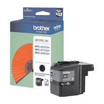 Brother LC129XLBK Original sort High Cap. blækpatron -  ca.2.400 sider v/5%
