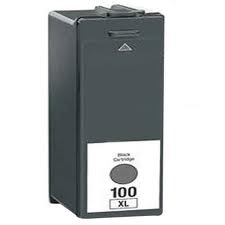 Lexmark 100XL sort, Black