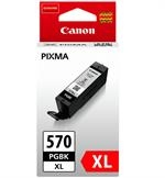 Canon PGI-570XL PGBK Sort original Canon blækpatron 22ml