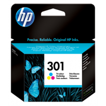 HP301 color blækpatron original
