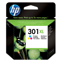 HP301XL color blækpatron original