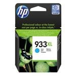 HP 933XLC original blækpatron (CYAN) 8,5 ml. HP CN054AE