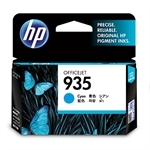 HP 935 Cyan blækpatron 4ml. ORIGINAL C2P20AE