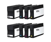 HP950XL Multipack, Valuepack, Combopack
