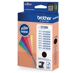 Brother LC223BK sort blækpatron 550 sider original