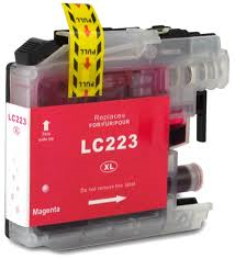 Brother LC223M Magenta