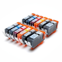 Canon CLI-521 C+M+Y+BK+GY Multipack
