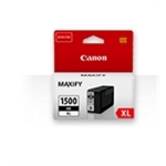 Canon PGI-1500XL BK original blækpatron BLACK/SORT 34,7ml. ca. 1.200 sider v/5%