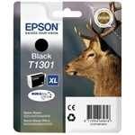 Epson T1301 original BLACK/SORT HC blækpatron 25ml.