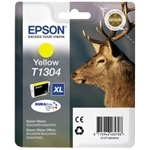 Epson T1304 original YELLOW HC blækpatron 10ml.